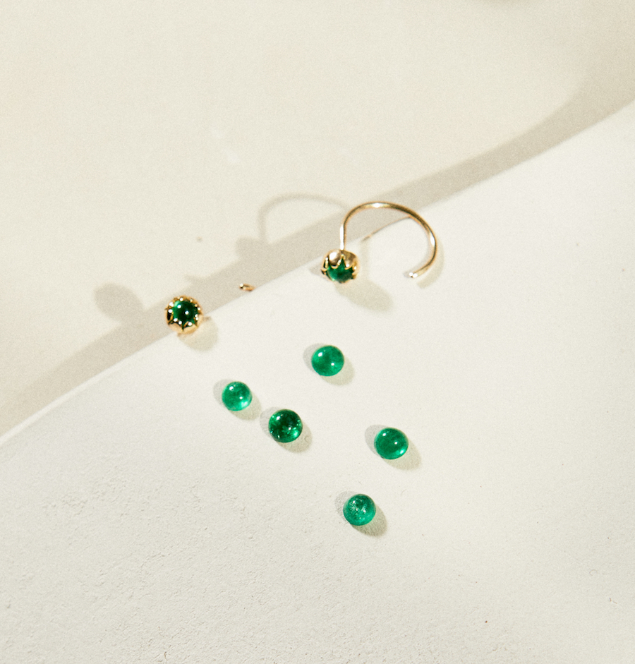 May's stone: the emerald